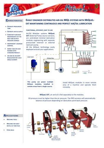 MiQueL EXT - External pump