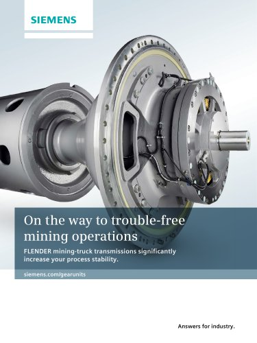 On the way to trouble-free mining operations