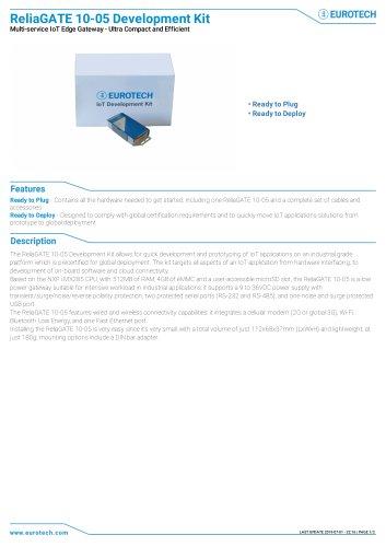 ReliaGATE 10-05 Development Kit