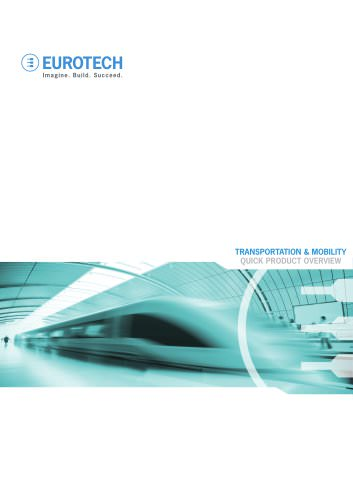 Transportation Product Overview