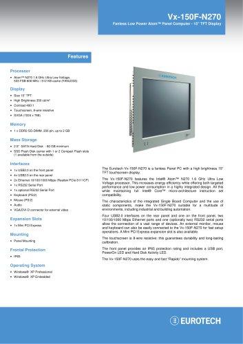 VX-150F-N270