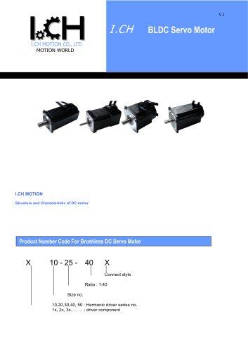 BLDC Servo Motor