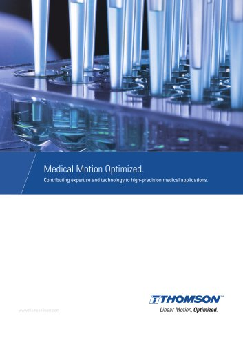 Medical Motion Optimized