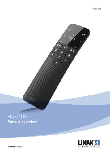 HOMELINE Product Overview