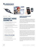 Spartan 730 Dosimter