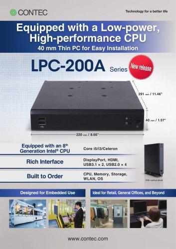 Custom Computer LPC-200A series