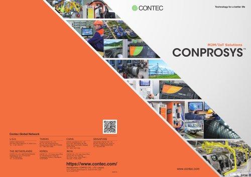 M2M/IoT Solution CONPROSYS Series