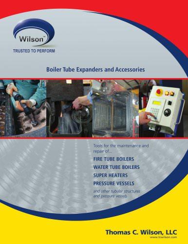Boiler Tube Expanders  & Accessories
