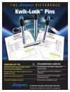 Kwik-Lok™ Pins Sheet