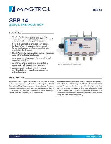 SBB 14