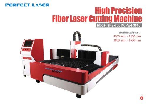Fiber Laser Cutting Machine PE-F3013 PE-F3015