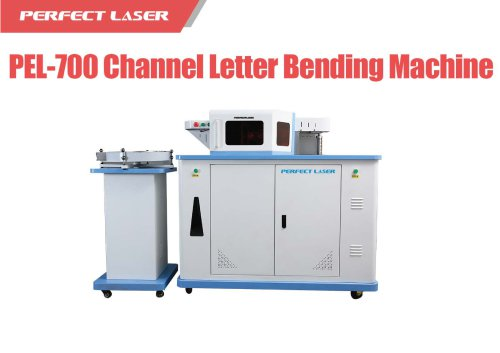 Perfect Laser - Channel Letter Bending Machine PEL-700