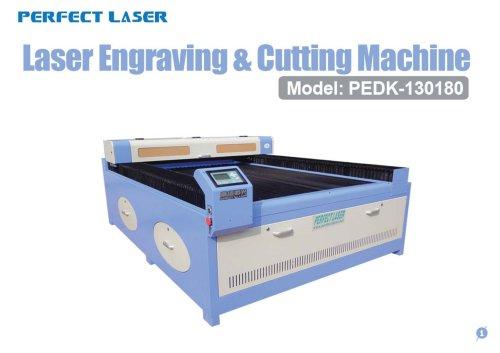Perfect Laser-Co2 Laser Engraving & Cutting Machine PEDK-130180