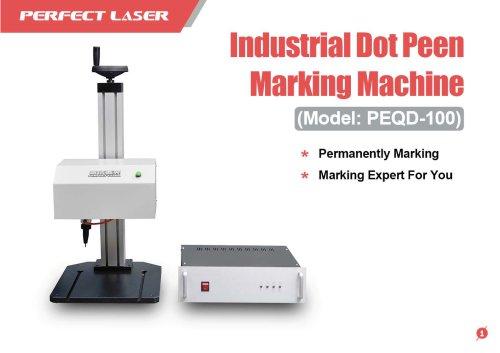 Perfect Laser - Industrial Dot Peen Marking Machine PEQD-100