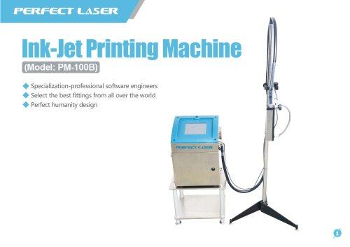 Perfect Laser - Inkjet Printing Machine PM-100B