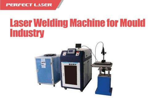 Perfect Laser - Laser Welding Machine for Kitchenware Industry
