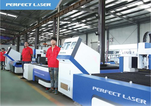 Perfect Laser pipe Laser cutting machine