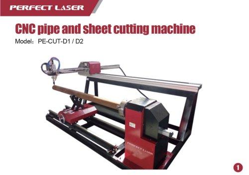 Perfect Laser Plasma laser cutter Plate-tube PE-CUT-D1 D2
