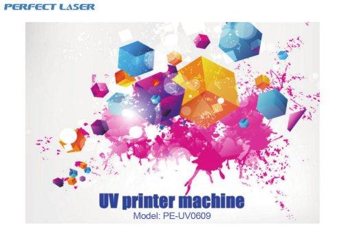 Perfect Laser- UV Flatbed Printer-PE-UV0609