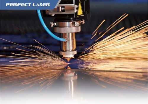 Pipe and sheet fiber Laser cutting machine PE-F3015B