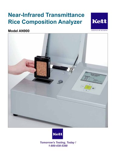 AN900 Rice Composition Analyzer