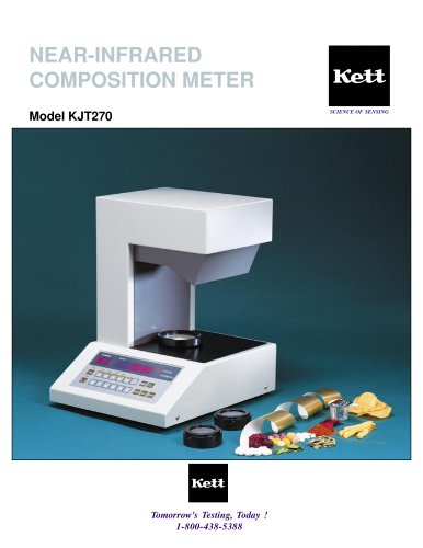 KJT270 Desktop Composition Analyzer