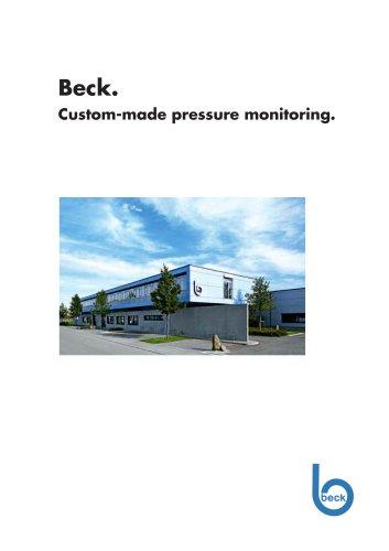 Beck Produkt Program