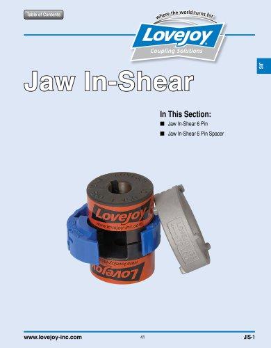 Jaw In-Shear