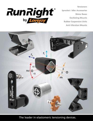 RunRight Products Catalog