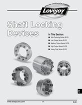 Shaft Locking Devices catalog
