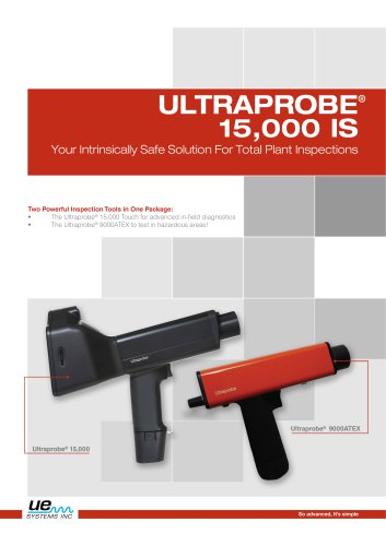 ULTRAPROBE 15.000 IS