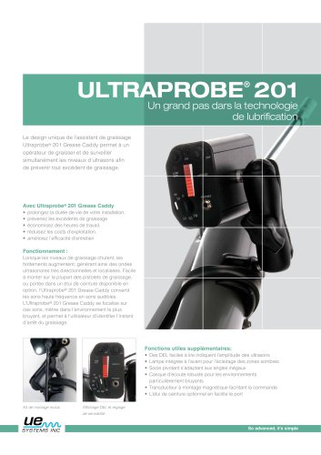 ULTRAPROBE 201 – GREASE CADDY