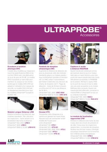 Ultraprobe Accessoires