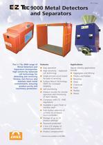 EZ tec 9000 Metal Detectors