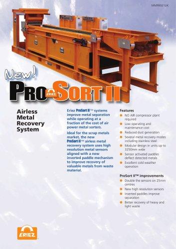 Pro Sort II