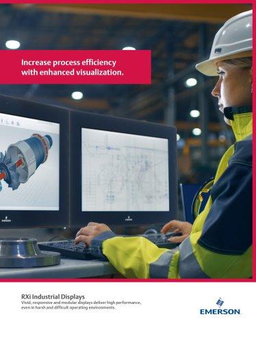 RXi Industrial Displays