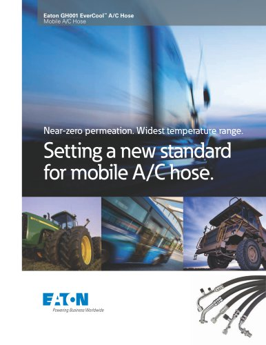 Eaton GH001 EverCool™ A/C Hose
