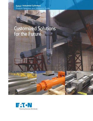 Eaton® Industrial Cylinders