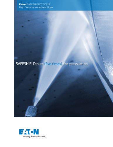 Eaton SAFESHIELD EC910 High Pressure Waterblast Hose