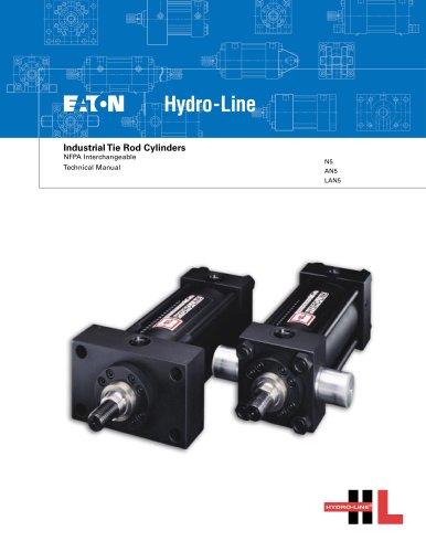 Hydro-Line® N5 Series Cylinders