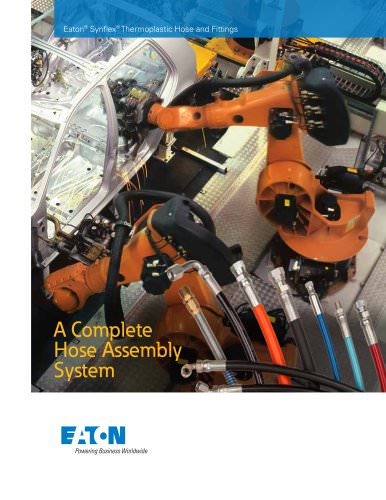 Synflex Thermoplastic Hose & Fitting Master Catalog