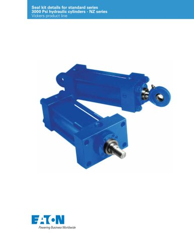 Vickers NZ Series Cylinder Seal Kit