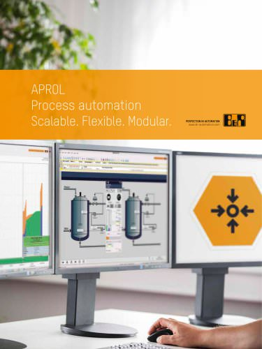Brochure: APROL Process automation