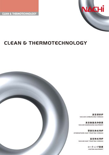 CLEAN & THERMOTECHNOLOGY