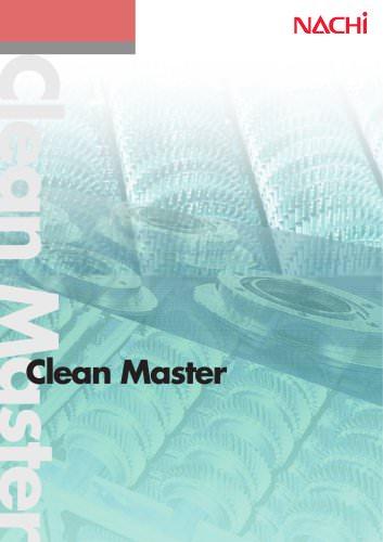 Vacuum Degreasing Equipment Clean Master