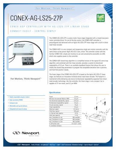 CONEX-AG-LS25-27P