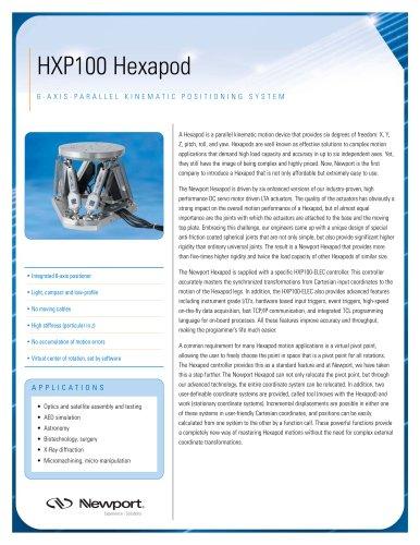 HXP100 Hexapod
