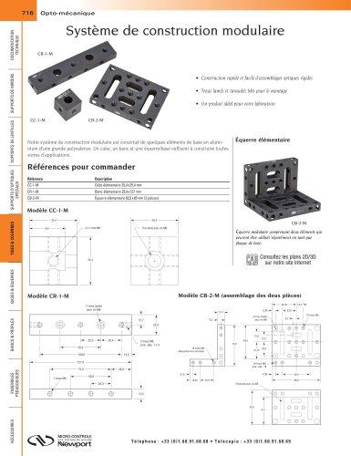 Système de construction modulaire