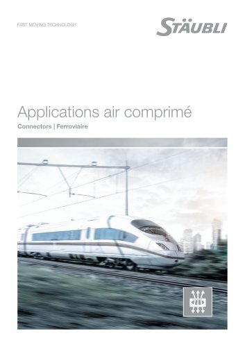 Air comprimé Ferroviaire