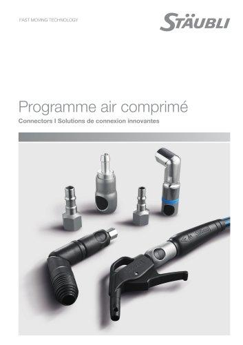 Air comprimé Programme complet